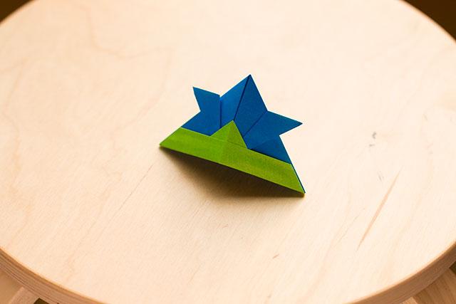 折り紙「かぶと」の折り方