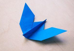 よく 飛ぶ 紙 飛行機 折り紙