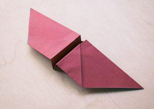 折り紙の折り方