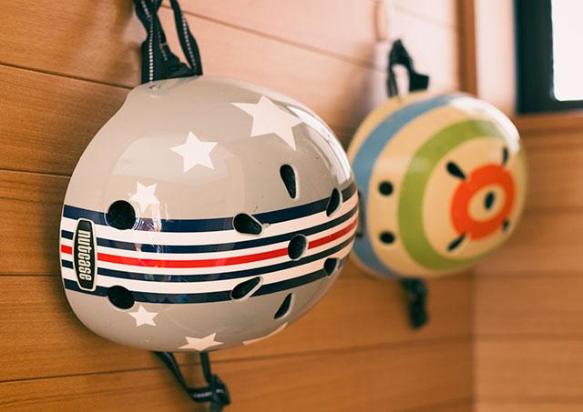 子どもヘルメット