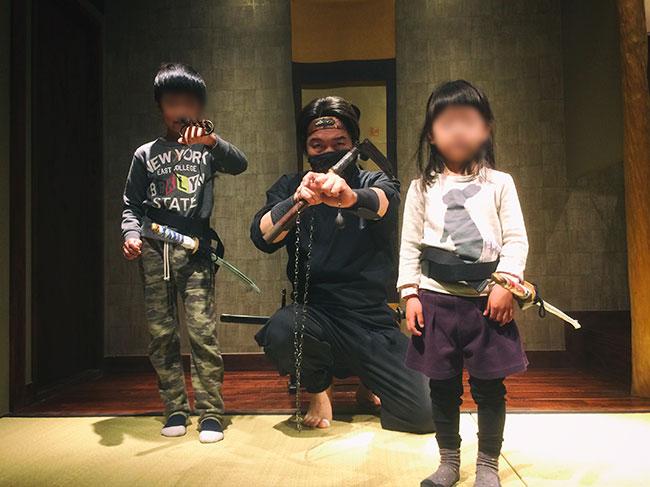 新宿忍者からくり屋敷