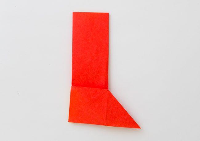 折り紙,ながぐつ