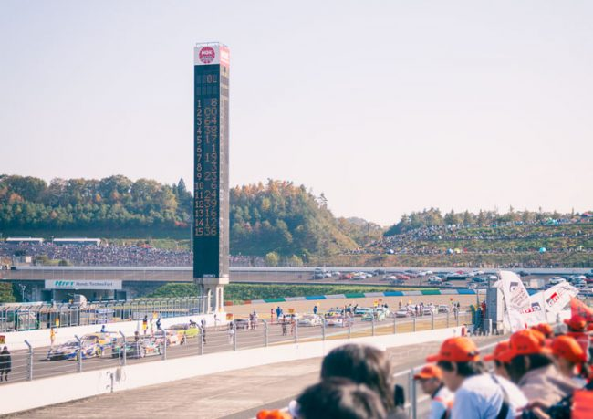 superGT motegi