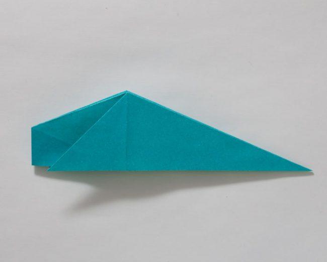折り紙コイの折り方