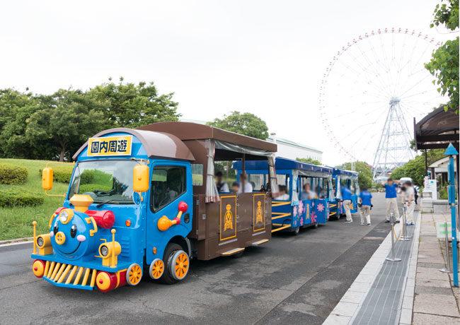 葛西臨海公園の列車